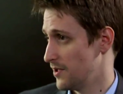 Edward Snowden im Guardian-Interview (Screenshot: ZDNet.de)