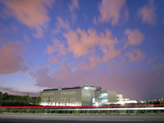 Der T-Systems Data Center Campus in Biere bei Magdeburg (Bild: Deutsche Telekom)