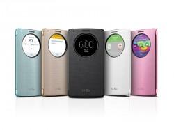 LG QuickCircle-Cases für G3