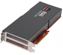 Die Leistung der FirePro S9150 übertrifft laut Datenblatt die von Nvidias Spitzenmodell Tesla K40 (Bild: AMD).