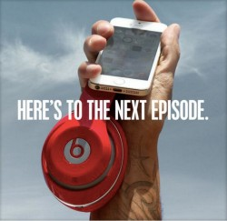 Musik: Beats plus iPhone (Bild: Apple)