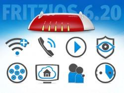 AVM hat FritzOS 6.20 veröffentlicht (Bild: AVM).