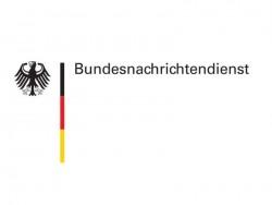 Logo des Bundesnachrichtendiensts (Bild: BND)