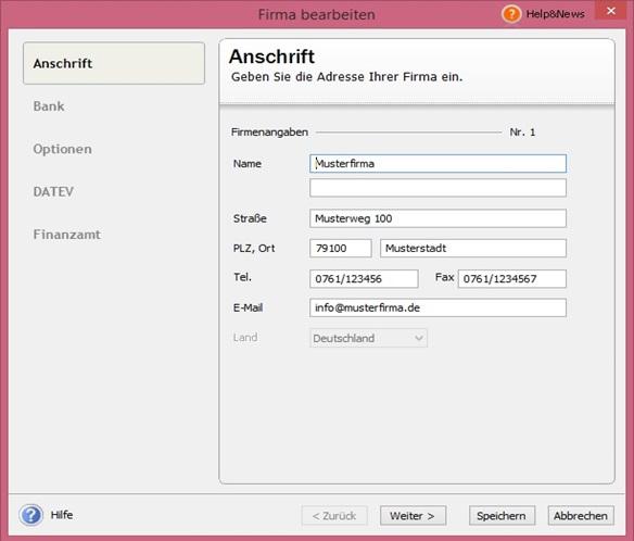 Testbericht Lexware Faktura Auftrag 2014 Zdnetde
