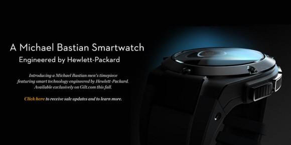 HP-Smartwatch (Bild: Gilt.com)