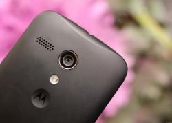 Motorola Moto G (Bild: CNET)