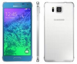 Das Galaxy Alpha wird ab Anfang September für 649 Euro erhältlich sein (Bild: Samsung).
