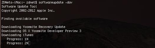 OS-X-Softwareaktualisierung abspeichern softwareupdate-dav