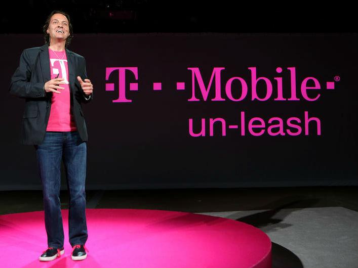 Bericht Telekom Nennt Verkaufspreis Für T Mobile Usa Zdnetde