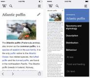 Wikipedia veröffentlicht runderneuerte App für iOS