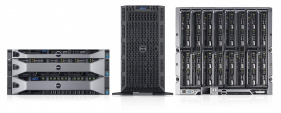 Dell PowerEdge 13G server family