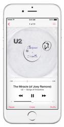 Das neue U2-Album (Foto: Apple)