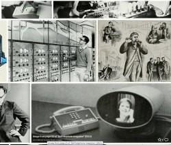 Bilder des Telefons im Wandel der Zeiten (Screenshot: ZDNet bei Flickr)