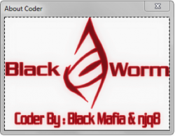 Blackworm (Screenshot: FireEye)