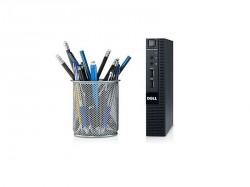 Der OptiPlex 9020 Micro hat lediglich ein Gehäusevolumen von 1,2 Liter (Bild: Dell).