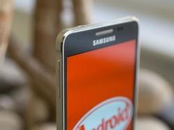 Wie das Galaxy Alpha gehört das kommende Galaxy A5 zu Samsungs neuer Galaxy-A-Serie (Bild: CNET.com).
