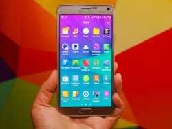 Samsung Galaxy Note 4 (Bild: CNET.com)