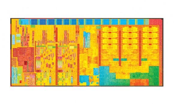 Die Core-M-Prozessoren fertigt Intel im 14-Nanometer-Verfahren (Bild: Intel).