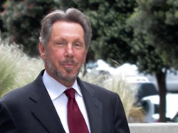 Larry Ellison (Bild: James Martin/CNET)