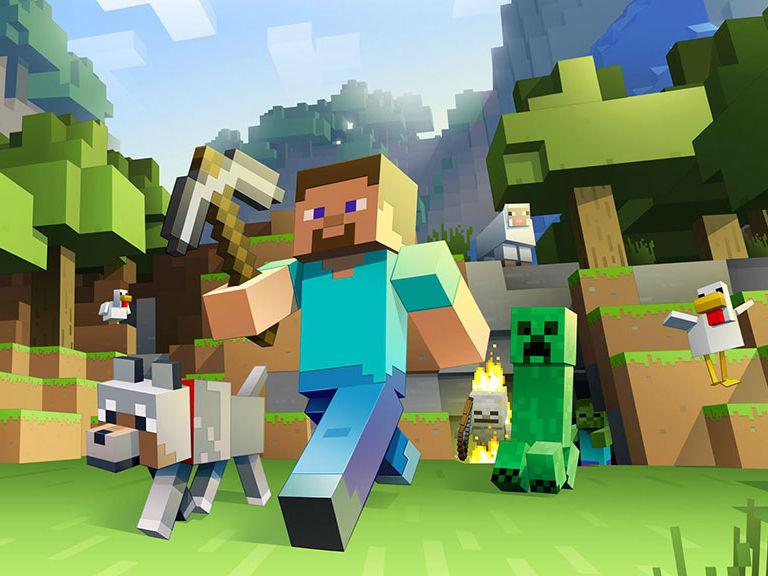 Microsofts Chefstratege: Minecraft ist ein Entwicklungswerkzeug