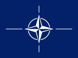 Flagge der NATO