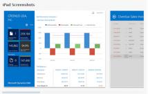 Microsoft stellt Dynamics NAV ERP-Apps für Android, iOS und Windows 8.x vor