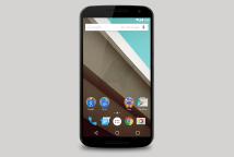 Bericht: Nexus 6 mit 5,9-Zoll-Display und 3200-mAh-Akku