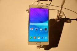 Samsung Galaxy Note 4 (Bild: CNET.de)
