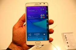 Samsung Galaxy Edge (Bild: CNET.de)