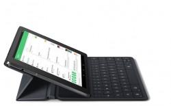 Google Nexus 9 mit Keyboard (Bild: Google)