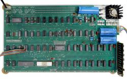 Der Apple-1 wurde ursprünglich ohne Zubehör  für 666,66 Dollar verkauft (Bild: Bonhams).