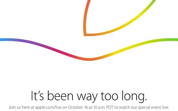 Apples iPad-Event wird live ins Internet übertragen (Bild: Apple).