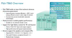 Die GPU Mali-T860 ist für die obere Smartphone-Mittelklasse bestimmt (Grafik: ARM)
