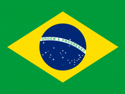 Flagge Brasiliens (Bild: gemeinfrei)
