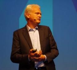 Floris van Heijst ist als General Manager für das Mittelstands- und Partnergeschäft von Microsoft Deutschland verantwortlich (Bild: Markus Strehlitz).