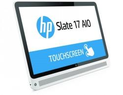 HP konzipiert den Slate 17 als mobilen Rechner für Zuhause (Bild: HP).