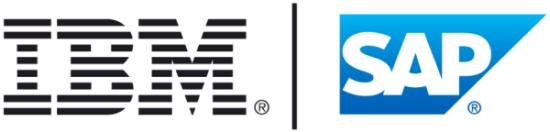 IBM und SAP Logo