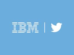 IBM und Twitter kooperieren bei der Datenanalyse (Bild: IBM/Twitter)
