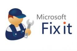 Microsoft Fix it (Bild: Microsoft)