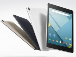 Von HTC gefertigtes Google Nexus 9 (Bild: Google)