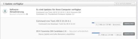 OS X 10.10 Yosemite Golden Master 2