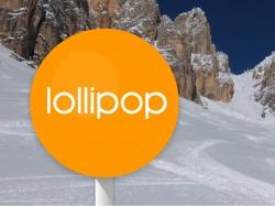 Android 5.0 Lollipop (Screenshot: ZDNet.de)