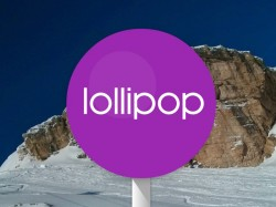 Android 5.0 Lollipop (Screenshot: ZDNet.de)
