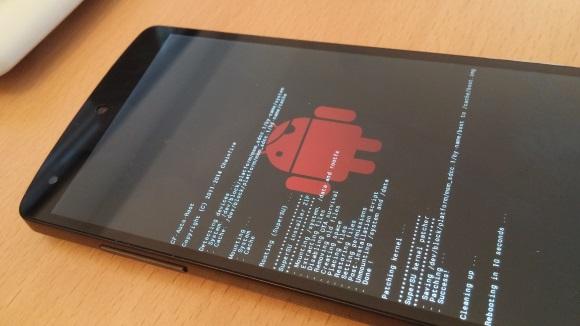 Nexus 5: CF-Auto-Root (Bild: ZDNet.de)