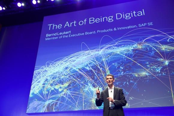 Bernd Leukert, Vorstand SAP (Bild: SAP).