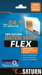 Saturn Daten-Tarif Flex (Bild: Saturn)