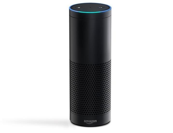 Amazon Fuhrt Wohnzimmer Sprachassistenten Echo Ein Zdnet De