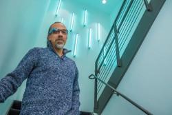Google-X-Laborchef Astro Teller (Bild: News.com)