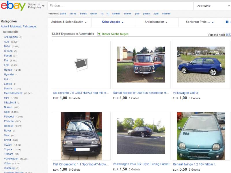 Bgh Bieter Hat Bei Abgebrochener Ebay Auktion Schadenersatzanspruch