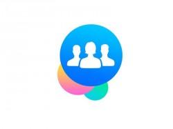 Logo von Facebook Groups (Bild: Facebook)